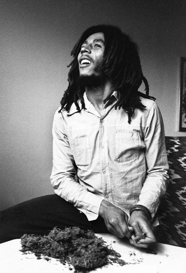 Bob Marley Motel West Hollywood 1978