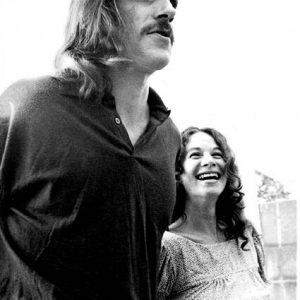 James Taylor and Carole King London 1971