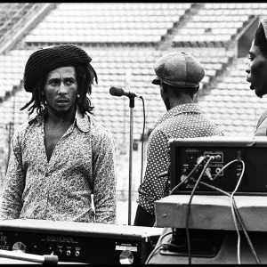 Bob Marley Rehearsal Jamaica