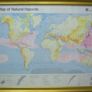 Map of Natural Hazards