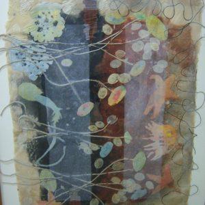 3 Handmade Flax Paper Works