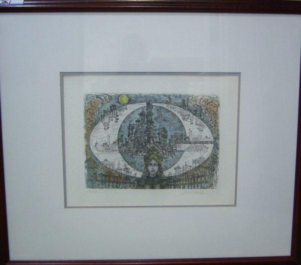 4 Mystical Prints
