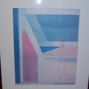 2 Richard Diebenkorn Lithographs