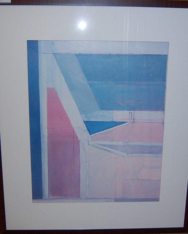 2 Richard Diebenkorn Lithographs