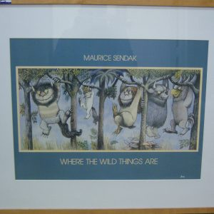 Maurice Sendak: Where The Wild Things Are