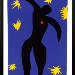 Henri Matisse La Chute d'Icare (The Fall of Icarus)