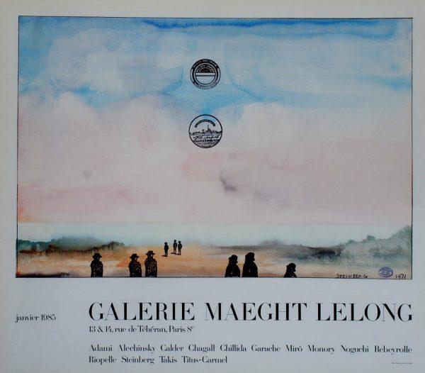 Galerie Maeght Lelong, Paris