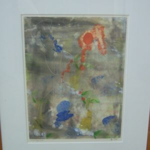 2 Helge Hunter Monoprints