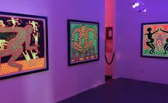 Important works by Ofili, Doig and Haring